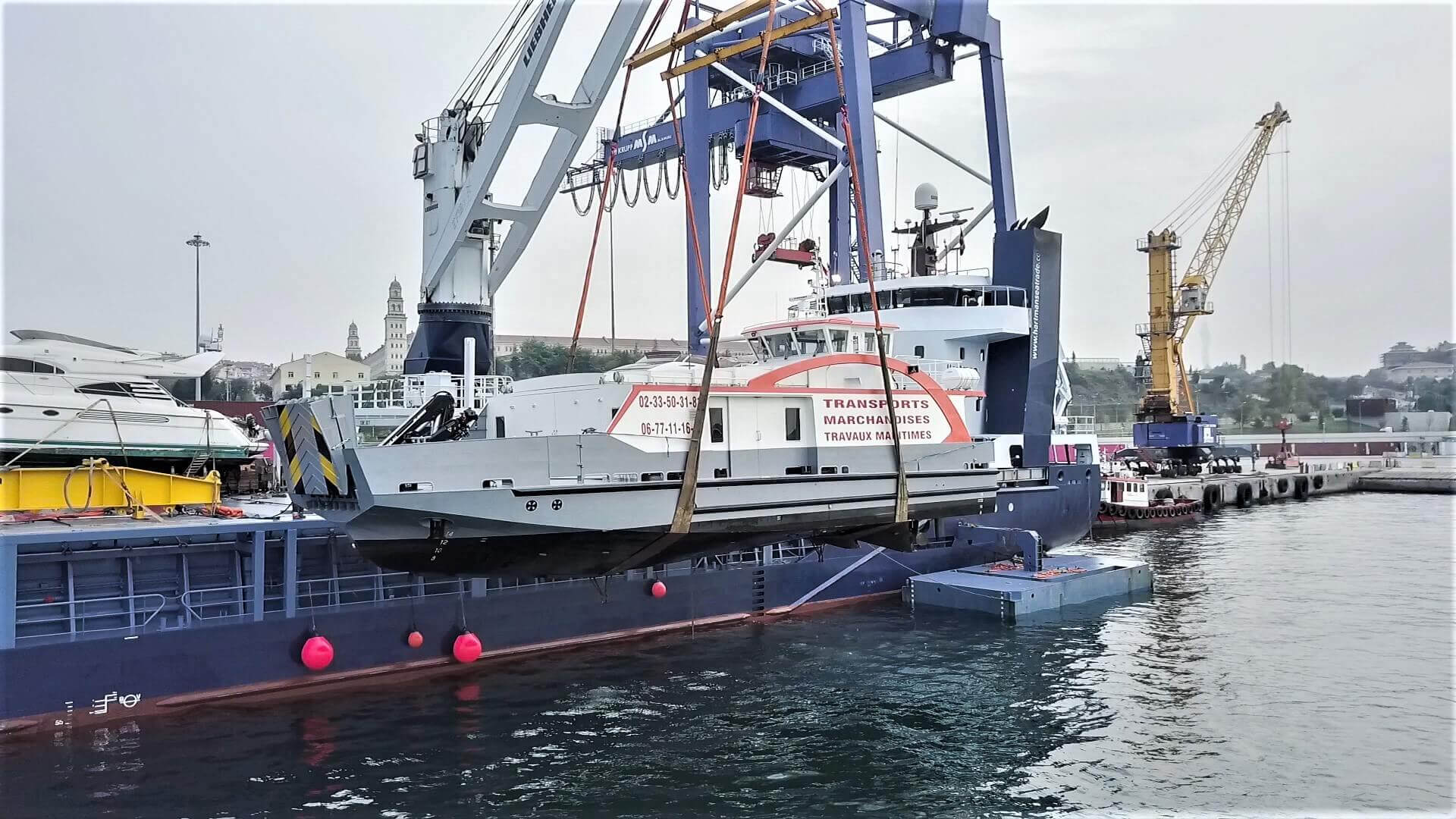 turquoise-yacht-transport-is-the-official-shipping-agency-of-workboat-turkey-ltd   Blog